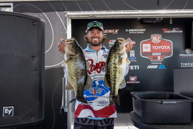 Image for GALLERY: Toyota Series Western Division, Cal Delta, Day 2 Weigh-In
