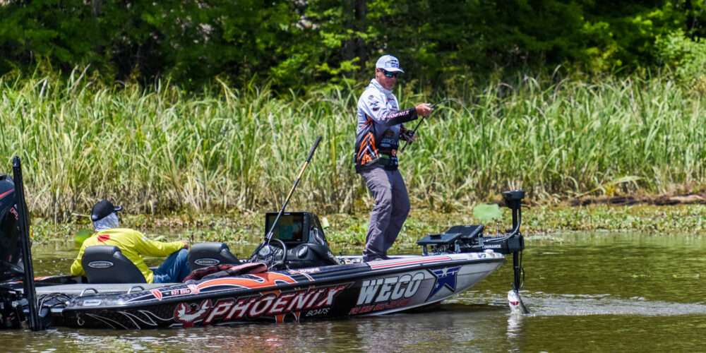 Image for Top 5 Patterns from Lake Eufaula – Day 2