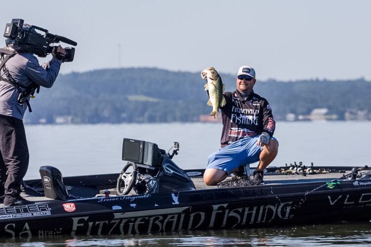 Image for GALLERY: Tackle Warehouse Pro Circuit, Lake Eufaula, Day 3 Morning