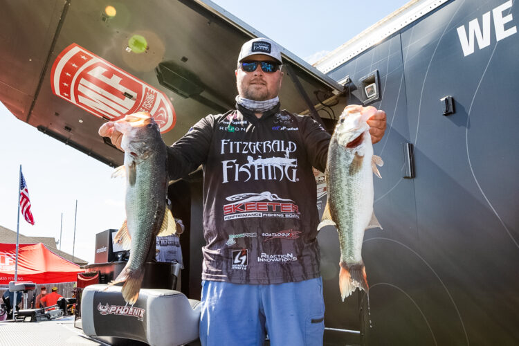 Image for GALLERY: Tackle Warehouse Pro Circuit, Lake Eufaula, Day 3 Weigh-in