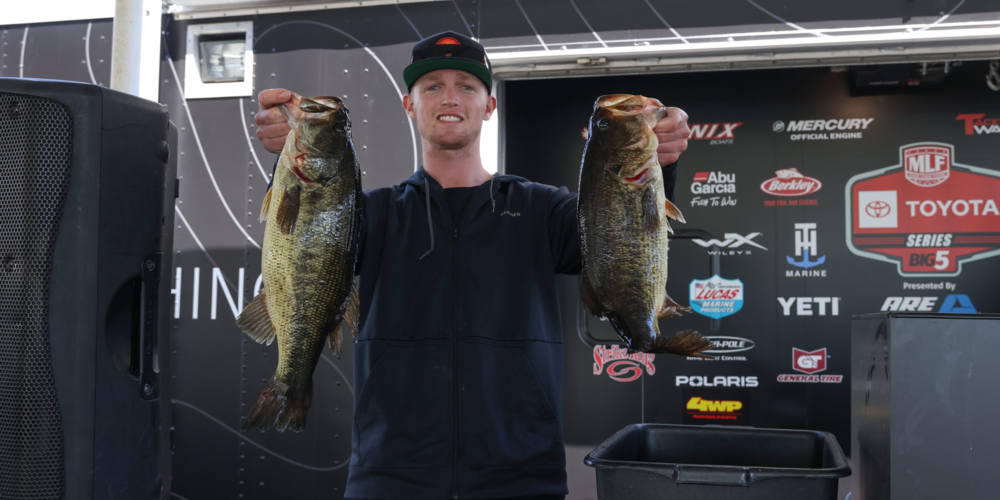 Image for GALLERY: Toyota Series Western Division on the Cal Delta – Day 3 Weigh-In