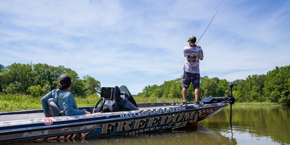 Image for Top 5 Patterns from Lake Eufaula – Day 3