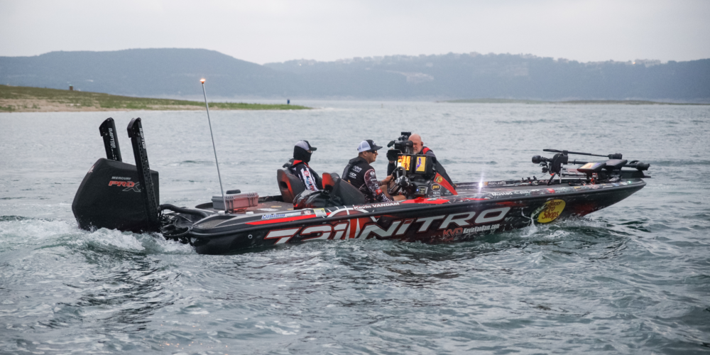 Image for MERCURY PRO KNOW-HOW: How Kevin VanDam Breaks Down the Shad Spawn