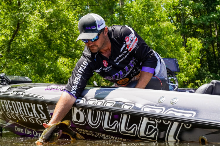 Image for GALLERY: Tackle Warehouse Pro Circuit, Lake Eufaula, Day 4 Afternoon