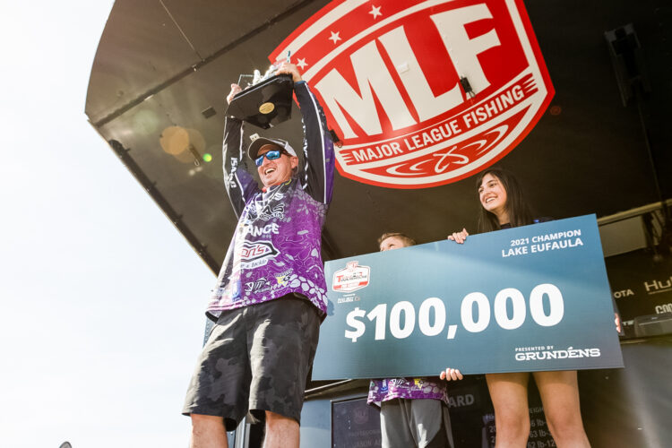 Image for GALLERY: Tackle Warehouse Pro Circuit, Lake Eufaula, Day 4 Weigh-in