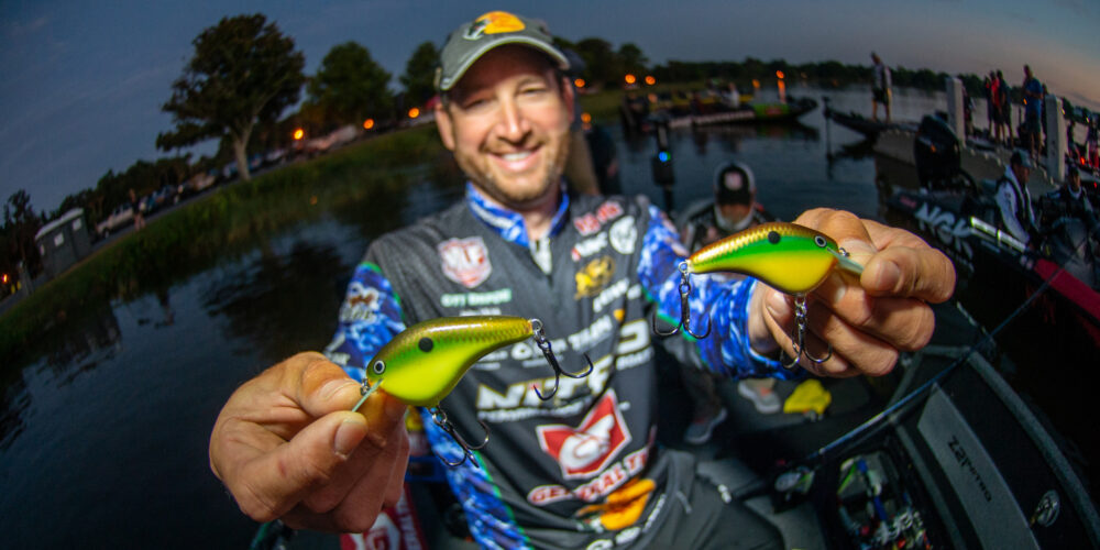 Image for Top 10 Baits and Patterns at the Harris Chain Bass Pro Tour
