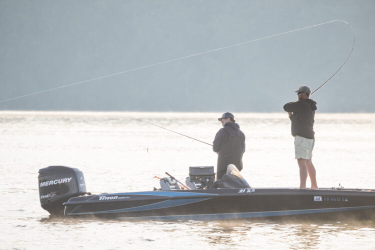 Image for GALLERY: Toyota Series Central Division, Lake Chickamauga, Day 2 OTW