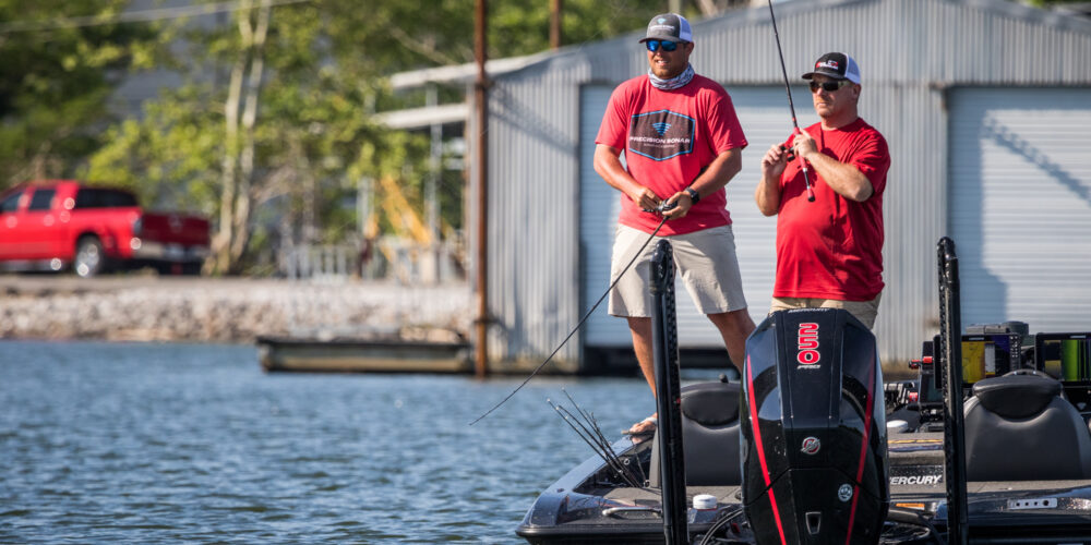 Image for Top 5 Patterns from Lake Chickamauga – Day 2