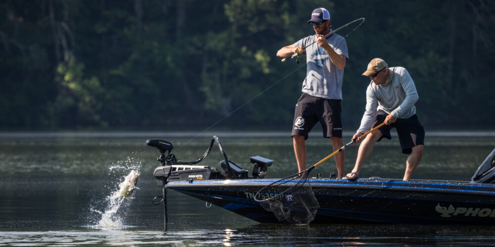 Image for Lake Chickamauga Midday Update – Day 3