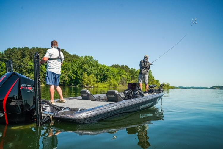 Image for GALLERY: Phoenix Bass Fishing League All-American, Douglas Lake, Day 3 OTW
