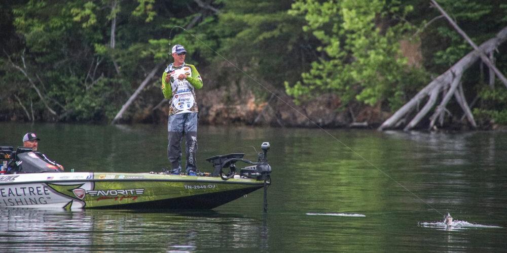 Image for Five Key Things from Day 3 at Lake Chickamauga