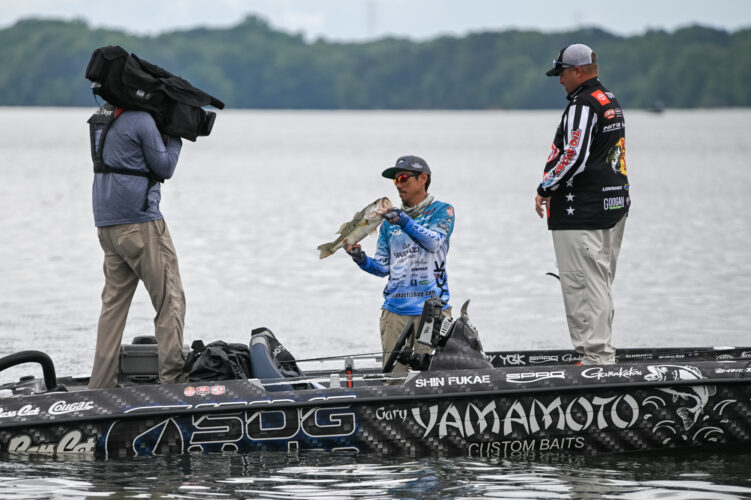 Image for Shin Fukae Wins Group B at B&W Trailer Hitches Stage Four at Lake Chickamauga Presented by ATG by Wrangler