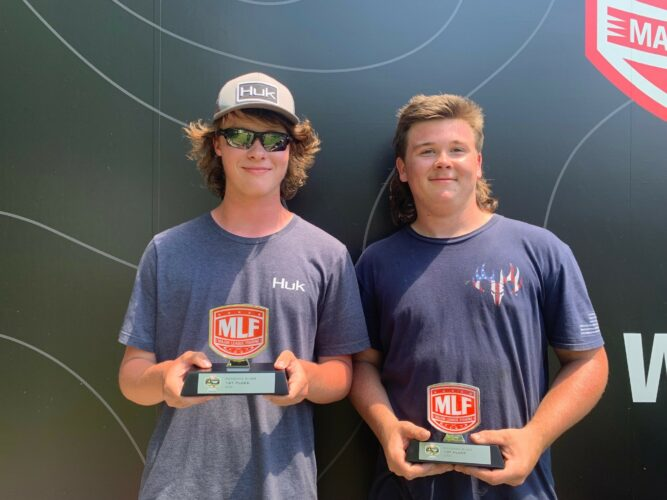 Image for Linganore High School Wins U.S. Army High School Fishing Open at Potomac River Presented by Googan Baits