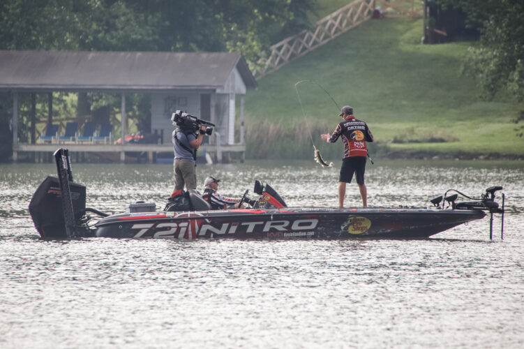 Image for Kevin VanDam Earns Knockout Round Win at B&W Trailer Hitches Stage Four at Lake Chickamauga Presented by ATG by Wrangler