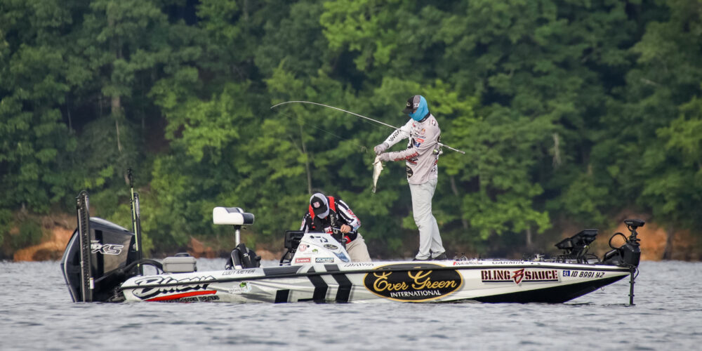Image for Finessing the Tennessee River with Cody Meyer