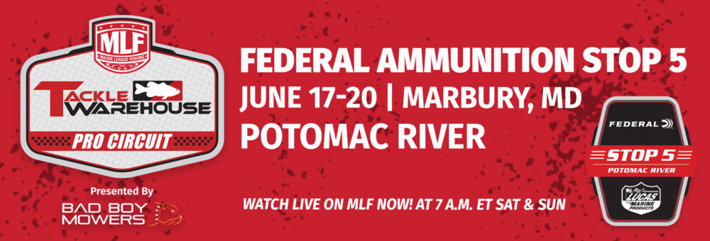 Federal Ammunition Stop 5 Potomac River Presented by Lucas Oil