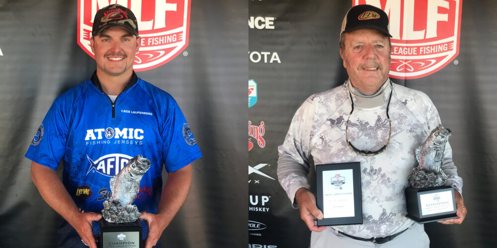 Image for La Crosse's Laufenberg Wins Phoenix Bass Fishing League on Wolf River Chain Presented by TINCUP