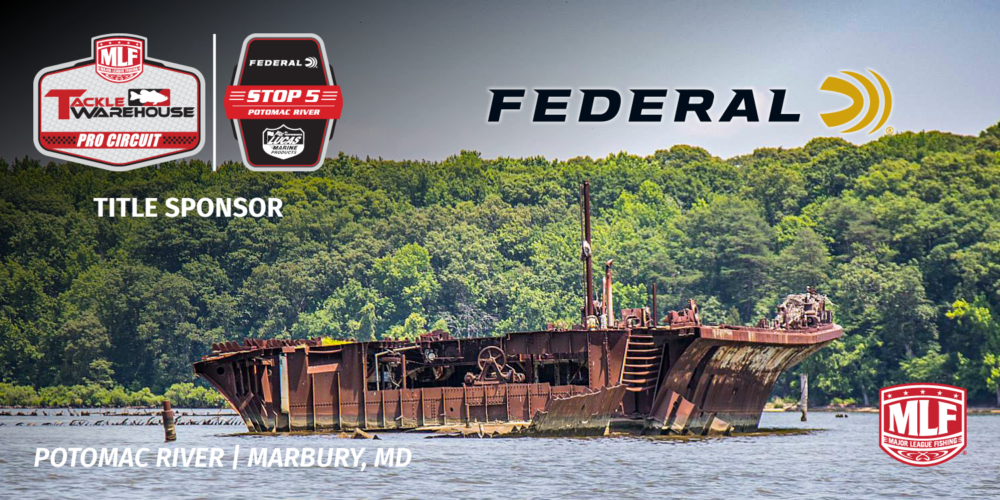 Image for Federal Sponsors MLF's Pro Circuit Stop 5 at the Potomac River