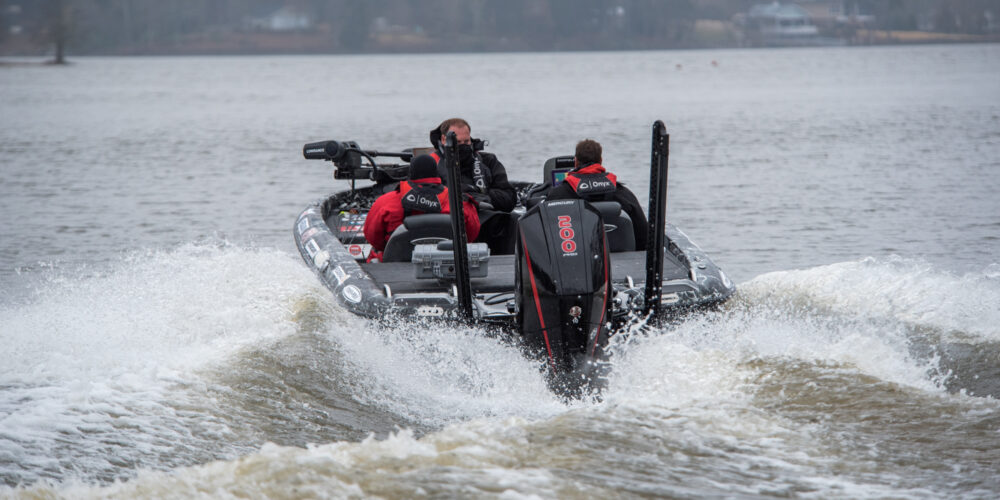 Image for Eight Pros Set for a Summit Cup Slugfest on Lake Murray for a Championship