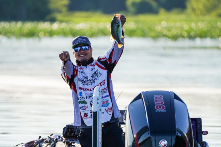 Image for GALLERY: Tackle Warehouse Pro Circuit, Potomac River, Day 1 Morning