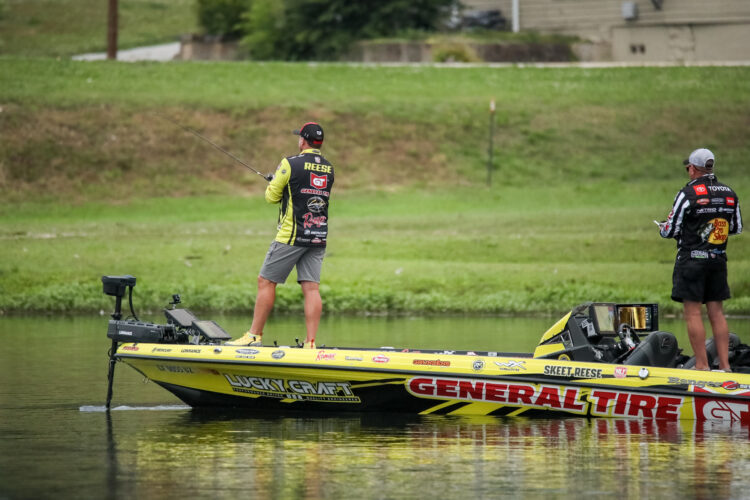 Image for Major League Fishing Set to Visit St. Lawrence River for Bass Pro Tour General Tire Stage Five Presented by Berkley