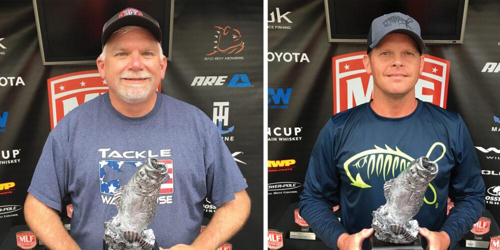 Image for Ninety Six's Gunter Wins Phoenix Bass Fishing League on Clarks Hill Lake