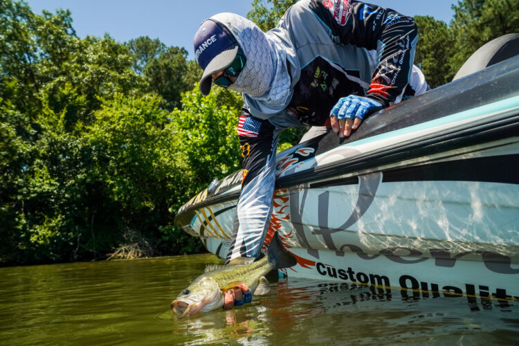 Image for GALLERY: Tackle Warehouse Pro Circuit, Potomac River, Day 1 Afternoon