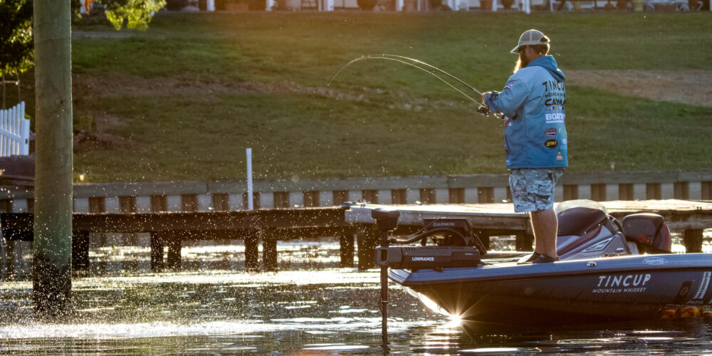 Image for MIDDAY REPORT: Here's What's Happening on Day 2 on the Potomac River
