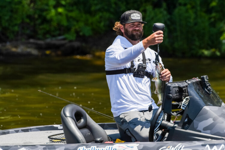 Image for GALLERY: Tackle Warehouse Pro Circuit, Potomac River, Day 2 Afternoon
