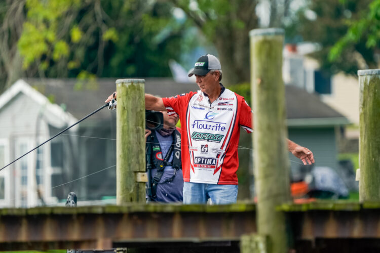 Image for GALLERY: Tackle Warehouse Pro Circuit, Potomac River, Day 3 Morning