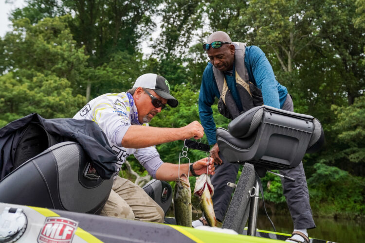 Image for GALLERY: Tackle Warehouse Pro Circuit, Potomac River, Day 3 Afternoon