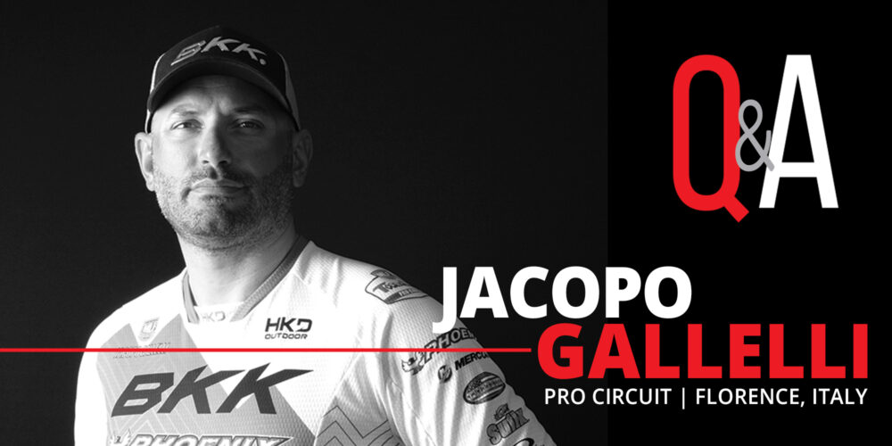 """Image for Q&A with Jacopo Gallelli: """"I Feel the Pressure Because They Expect Big Things"""""""
