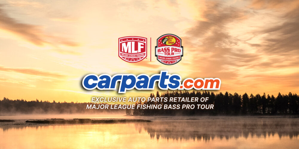 Image for CarParts.com Named Title Sponsor of Stage Seven, Exclusive Auto Parts Retailer of Major League Fishing Bass Pro Tour