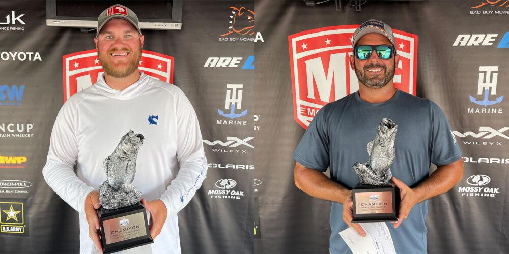 Image for Lebanon's Mallicoat Wins Phoenix Bass Fishing League on Old Hickory Lake