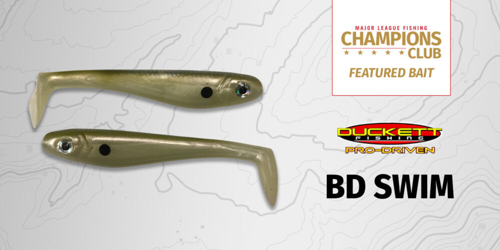 Image for Featured Bait: Duckett Baits BD Swim 5″ (5-pack)