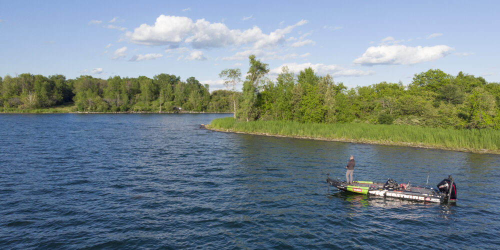 Image for MERCURY KEYS TO VICTORY: Watching the Time on St. Lawrence River