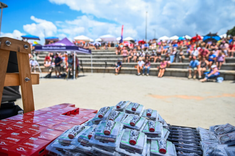 Image for GALLERY: High School Championships, Lake Hartwell, Day 1 Weigh-In