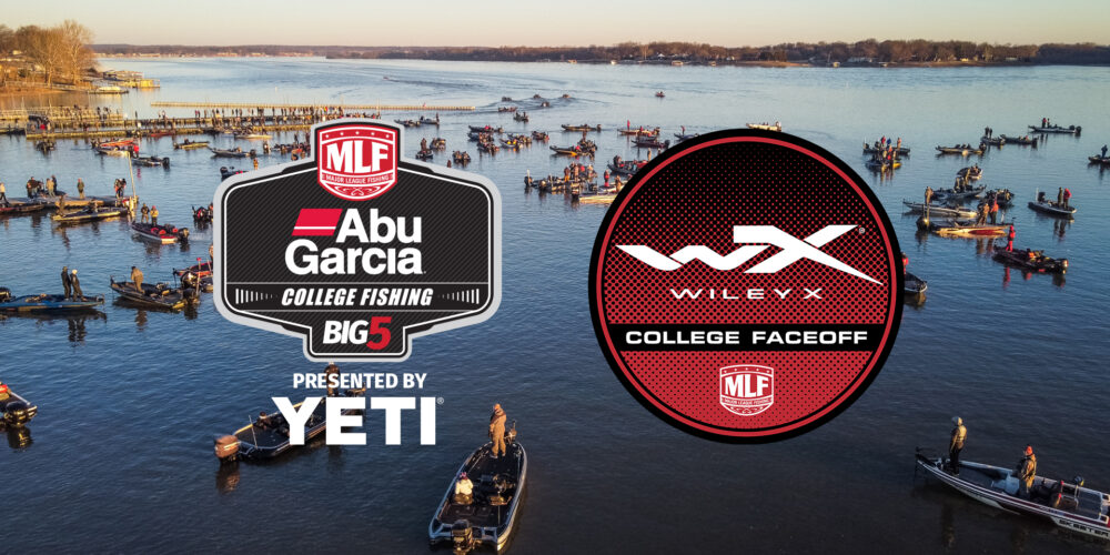 Image for Abu Garcia College Fishing Season in Full Swing, More Wiley X College Faceoffs on Tap