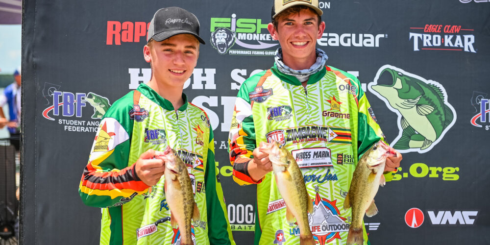 Image for Zimbabwe National Team Aims to Make a Stateside Splash at High School Fishing World Finals