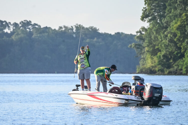Image for GALLERY: High School Championships, Lake Hartwell, Day 2 OTW