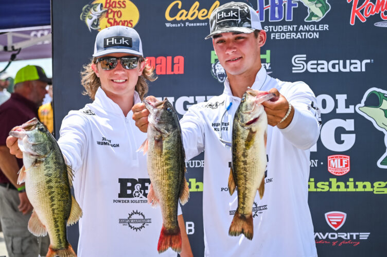 Image for GALLERY: High School Championships, Lake Hartwell, Day 2 Weigh-In