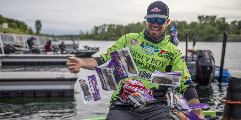 Image for Top 10 Baits & Patterns: How They Caught 'em on the St. Lawrence River