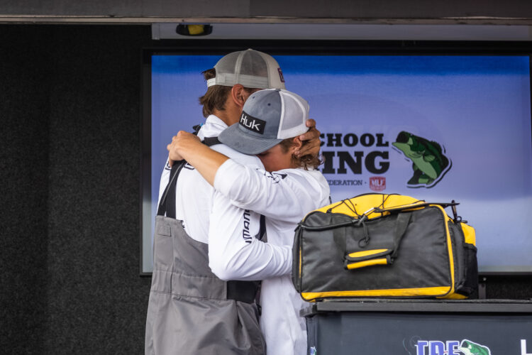 Image for GALLERY: High School Championships, Lake Hartwell, Day 3 Weigh-In