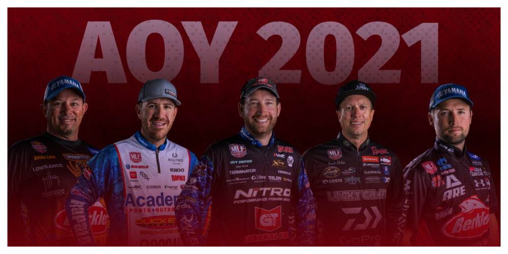 Image for Bass Pro Tour AOY Race Stages for Final Sprint