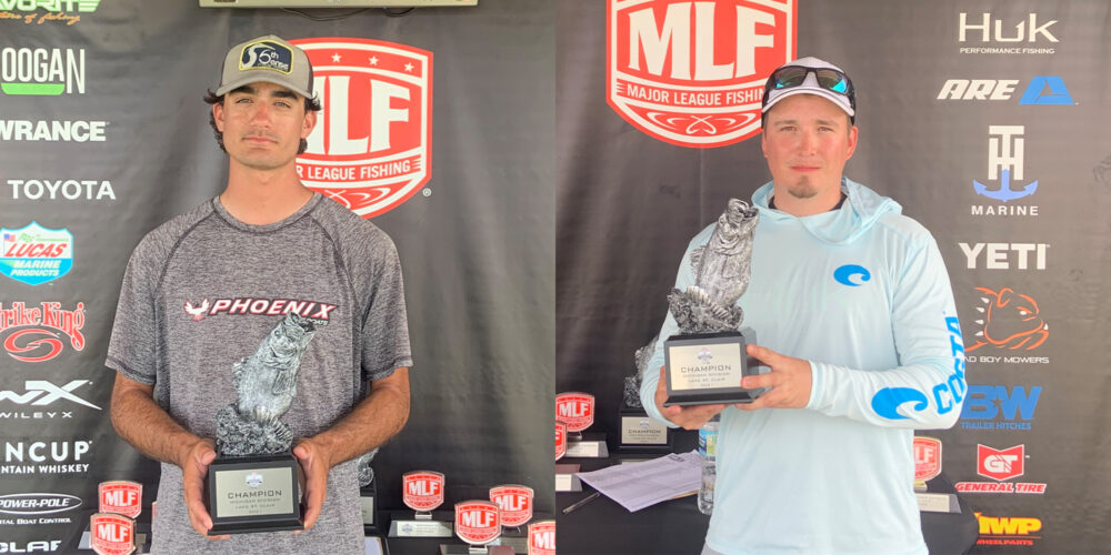 Image for The Woodlands' Cosculluela Wins Phoenix Bass Fishing League on Lake St. Clair