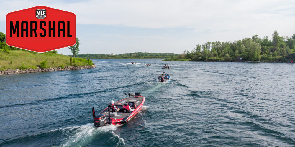 Image for Sign Up to Marshal at the Tackle Warehouse Pro Circuit Finale on the St. Lawrence