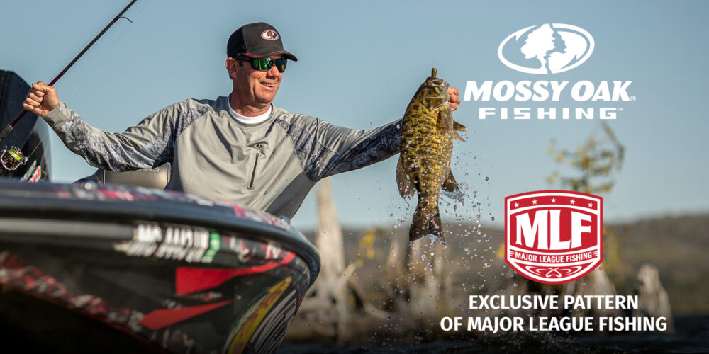 Image for Mossy Oak Expands Major League Fishing Sponsorship with Multi-Year Deal to Remain Exclusive Camo Sponsor