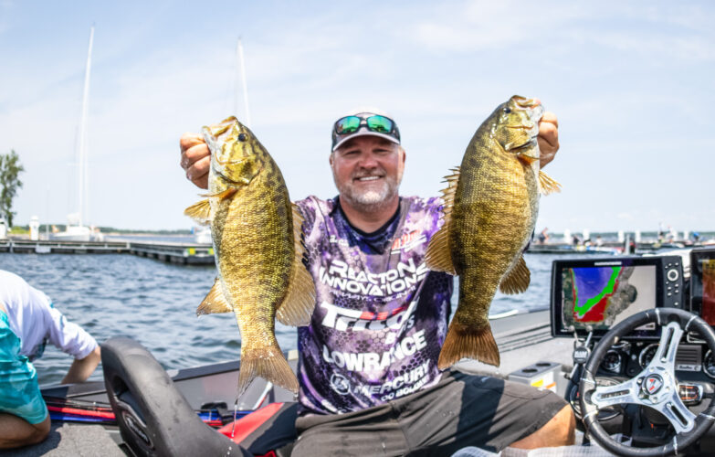 Image for GALLERY: Toyota Series Northern Division, Lake Champlain, Day 1 Weigh-In