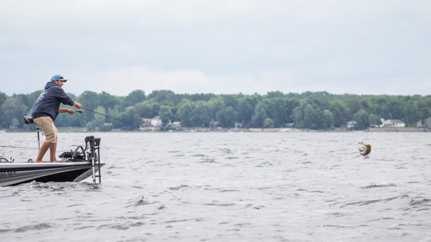 Image for GALLERY: Toyota Series Northern Division, Lake Champlain, Day 2 OTW