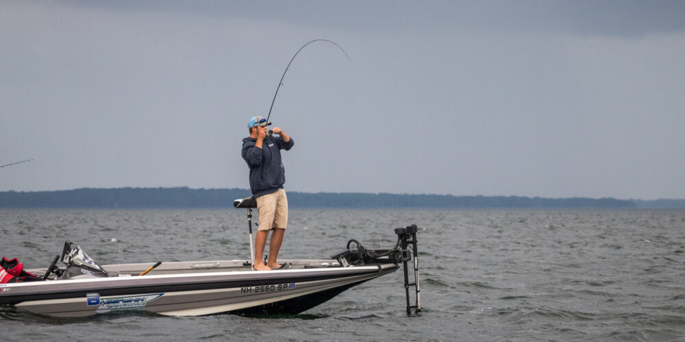 Image for Top 5 Patterns from Lake Champlain – Day 2
